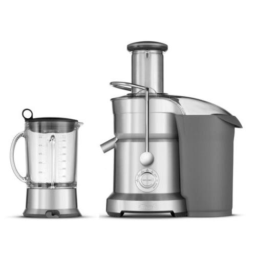 Breville BJB840XL Juice and Blend Dual-Purpose Juicer and Bl