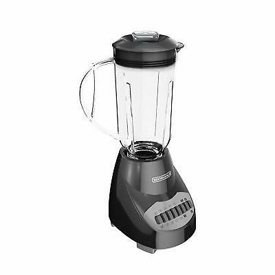 black decker crush master 10 speed blender