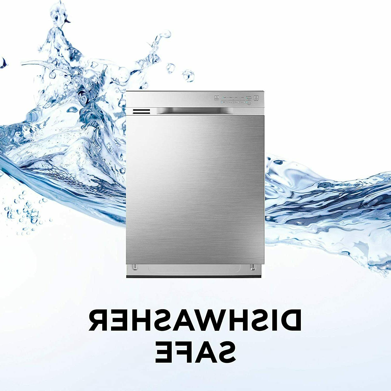 400-Watt Processor for Frozen Blending, Chopping Food