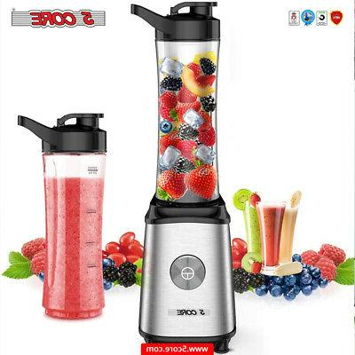 blender personal portable for shakes smoothies juice