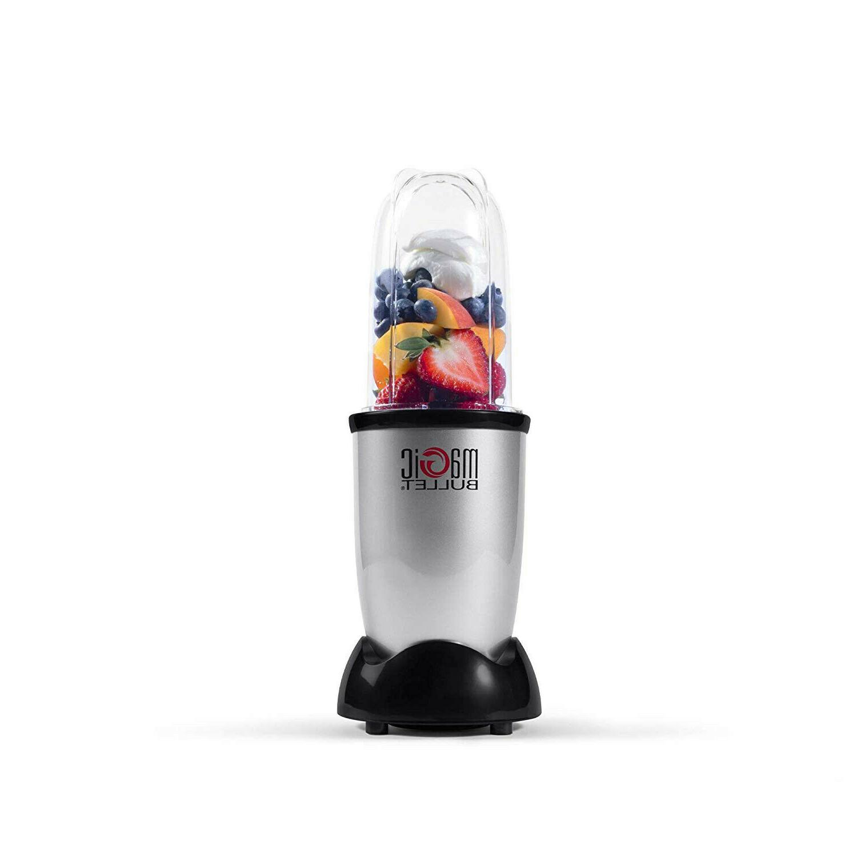 Magic Blender, Small, Silver, Piece