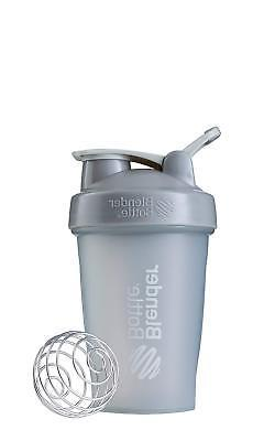 BlenderBottle Classic Loop Top Shaker Bottle, 20-Ounce, Pebb