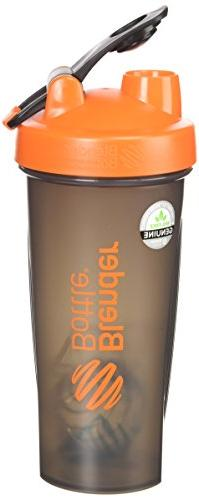 BlenderBottle Full Color Bottles - New Black Translucent Col