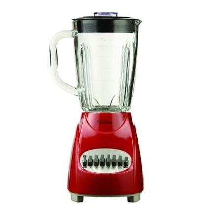 brentwood appliances jb920r blender glass