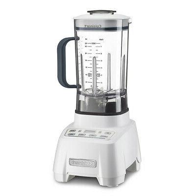 Cuisinart CBT-1500W Hurricane 2.25 Peak HP Blender - White