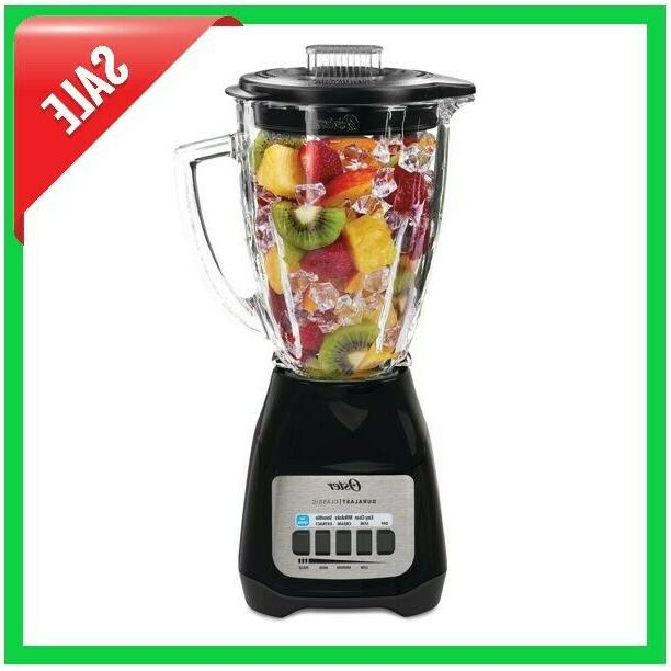 Oster Classic Series 5-speed Blender - Blending Fruits / Smo
