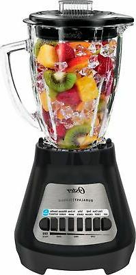 Oster - Classic Series 8-Speed Blender - Black