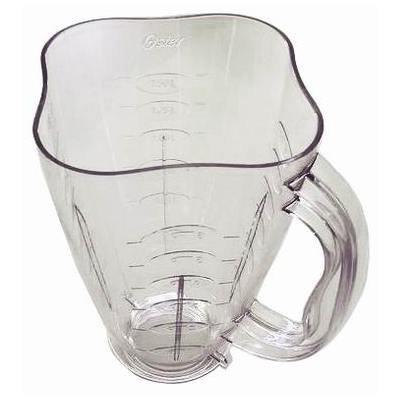 clover shaped plastic blender jar