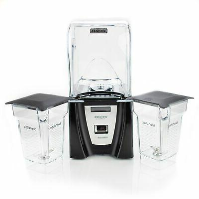 Blendtec Commercial CONNOISSEUR 825 Blender - With Two FourS