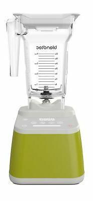 Blendtec Designer 625 Four Side Blender, Chartreuse