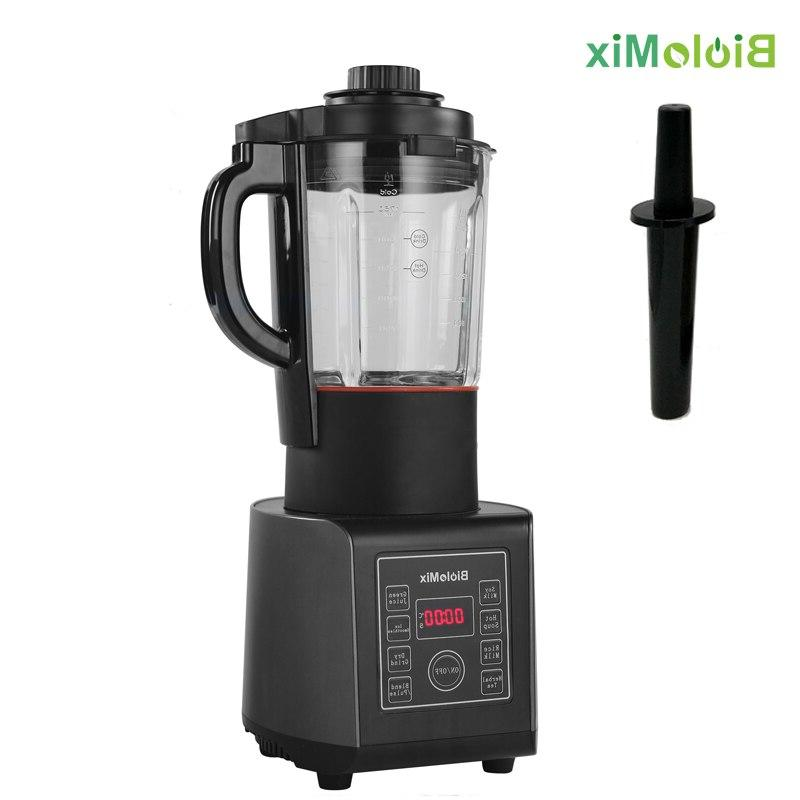 Digital <font><b>Glass</b></font> <font><b>Jar</b></font> Hot Soup Maker Juicer High Power Food Processor With