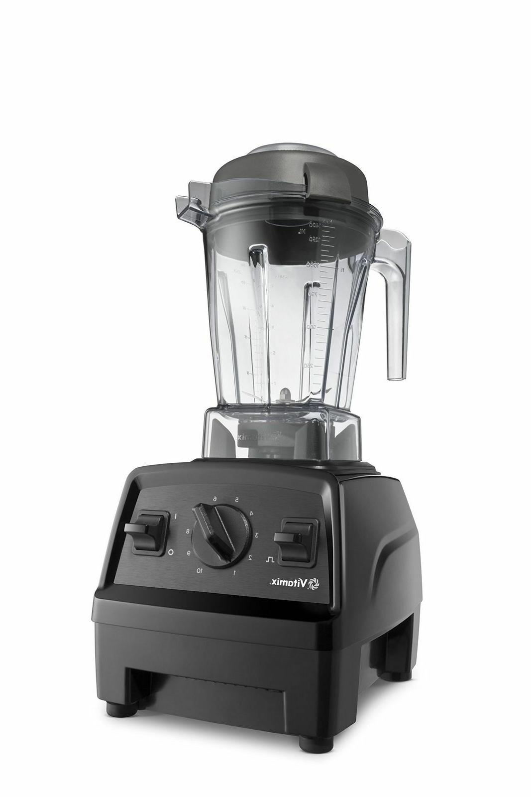 Vitamix E310 Explorian Blender  Color: Black    Brand New Se