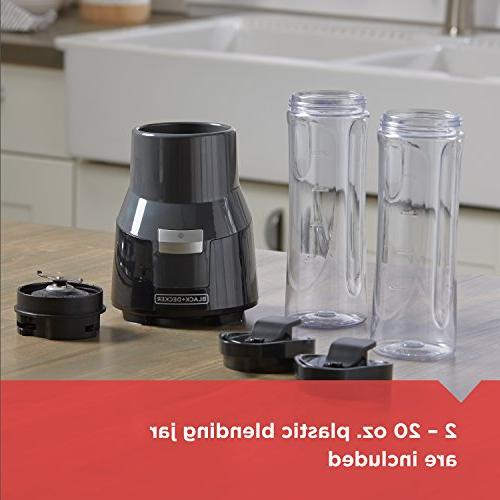 BLACK+DECKER FusionBlade Personal with Blending