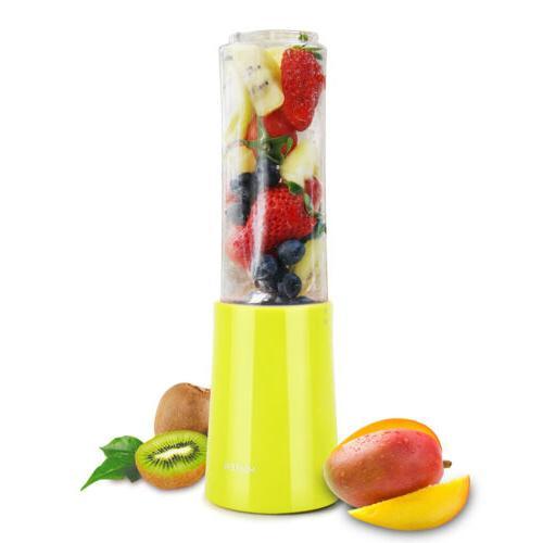 Home Kitchen One-press 280ML Mini Personal Blender