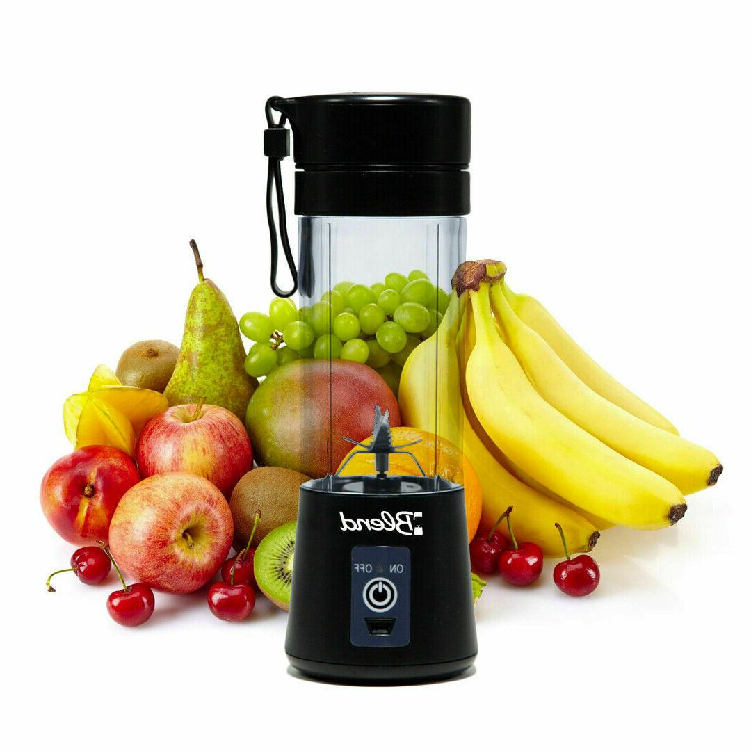 iBlend One Portable Personal Blender Mix Rechargeable Jet Cordless