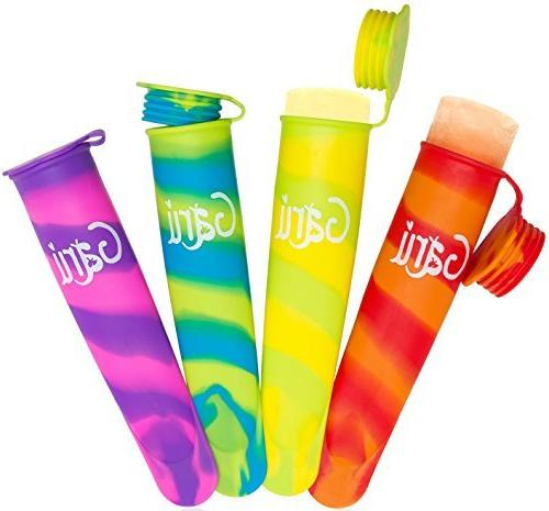 ice pop molds snack containers