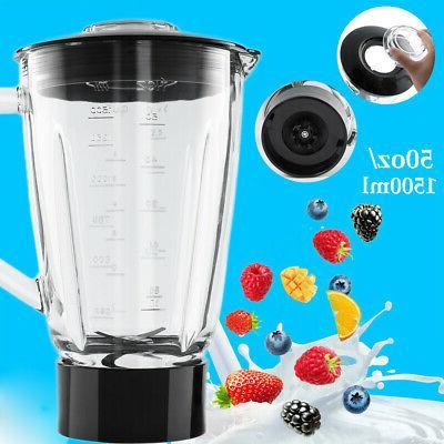 Blender Spare Commercial Jar Jug Pitcher Cup Blade