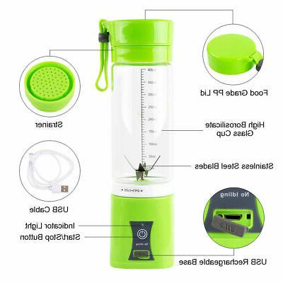 Juicer Mini Portable Blender And Mixer