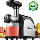 Aicok Juicer Slow Masticating Juice Extractor Juicer Stainle