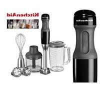 Kitchen Aid Artisan 5KHB2571 Hand Blender Onyx Black - 220 V
