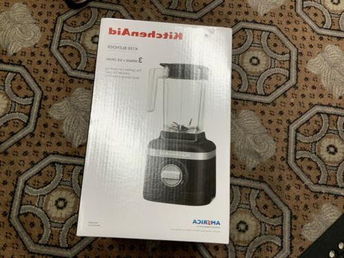 kitchenaid k400 blender with tamper matte black