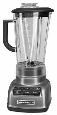 KitchenAid KSB1575QG 5-Speed Diamond Blender with 60 oz. Pit