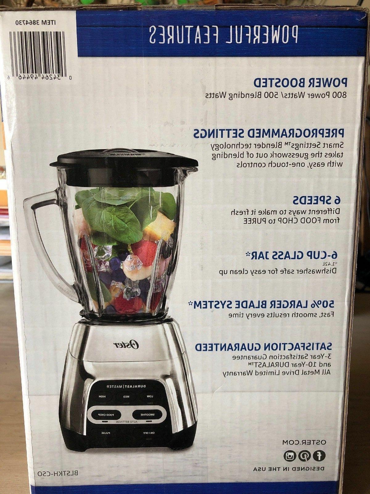 Oster Series Blender BLSTKH-CSO 800 6 6