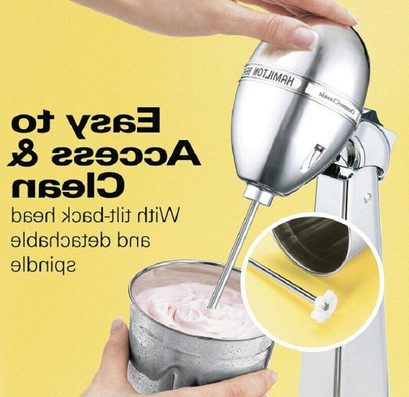 Milkshake Maker Mixer Smoothie Blender