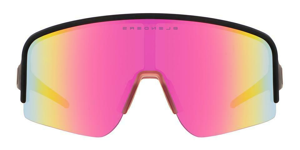 miss hannah black pink new authentic polarized