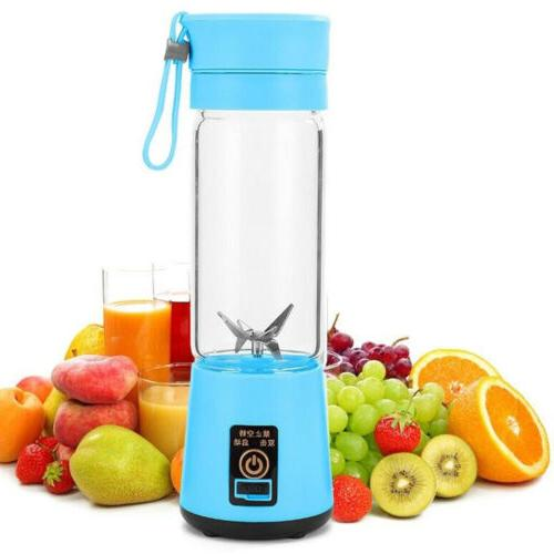 Mix Jet Cordless One Portable Personal Juicer