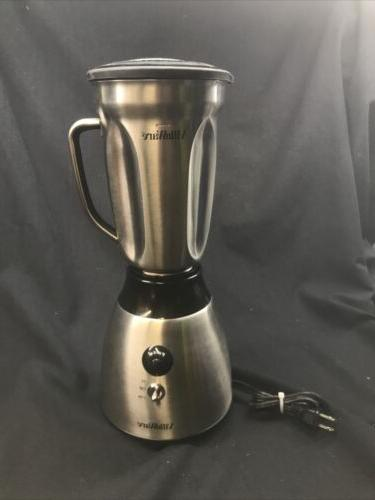 model 41001 stainless steel 525 watt blender