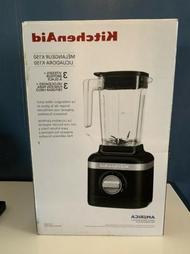 new ksb1325bm k150 black blender 48 oz