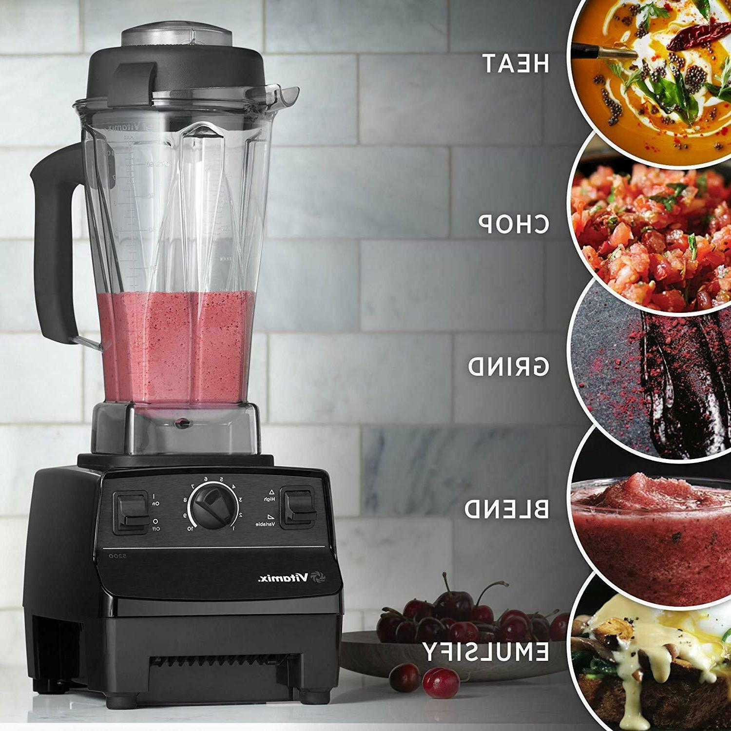 NEW 5200 Blender Professional-Grade oz. Container