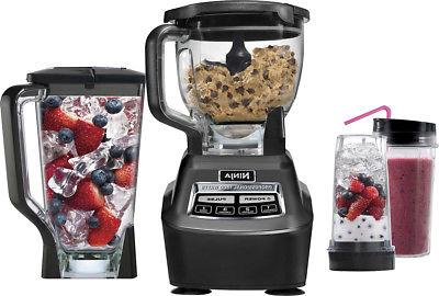 Nutri Ninja Mega 1200 Watts Kitchen System, Blending and Foo