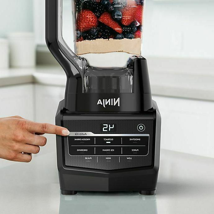 nutri blender duo with auto iq brand