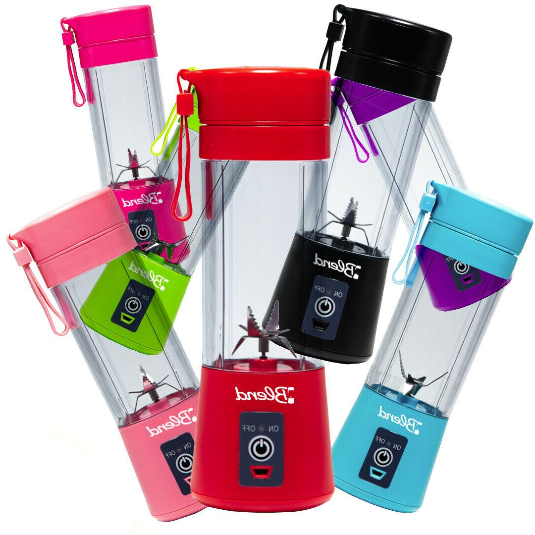 6-Blade USB Rechargeable iBlend