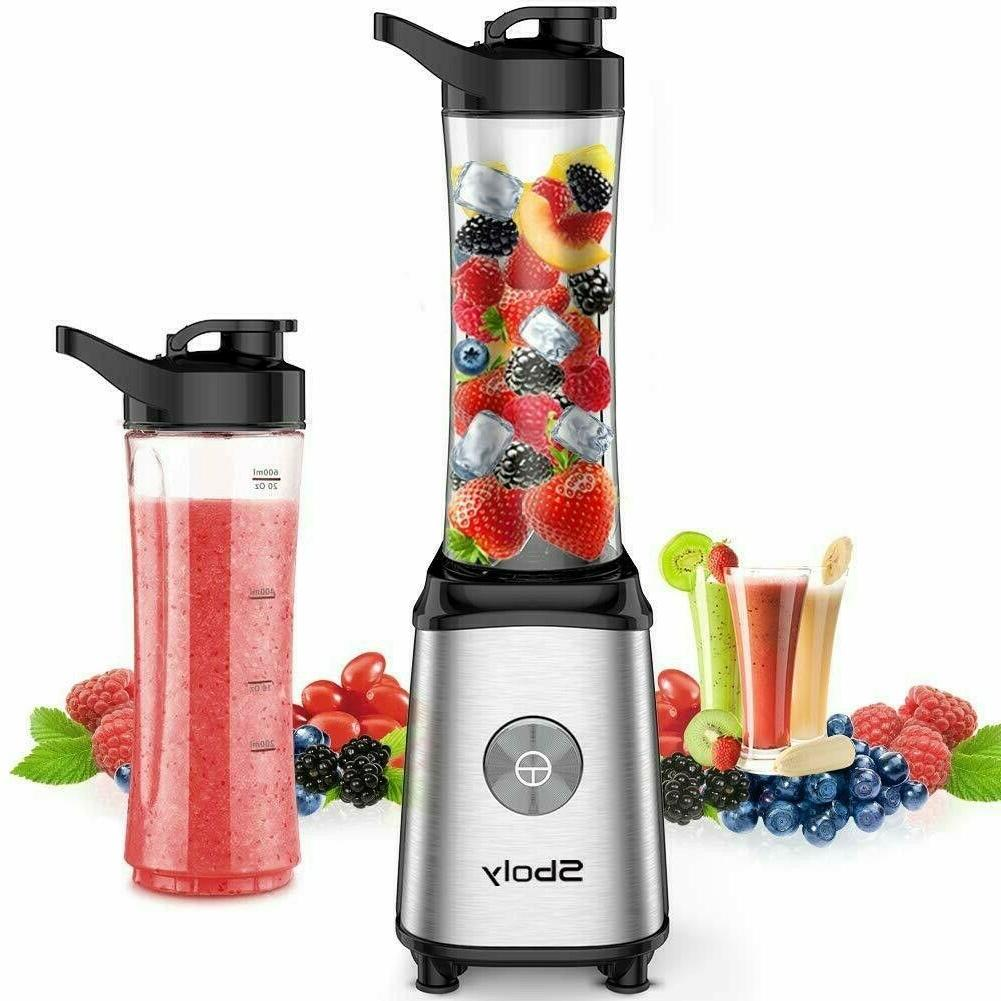 Sboly Personal Blender Smoothie Shakes 2