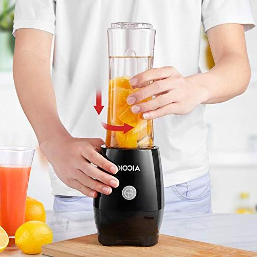 Personal Blender Aicok Blender Bottle, Blender Juice, Food,