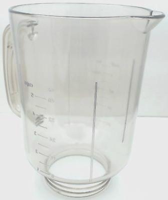 Plastic Jar for KitchenAid Blenders, KSB3