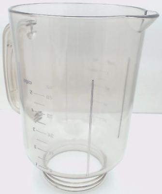 Plastic Jar for KitchenAid Blenders, KSB3