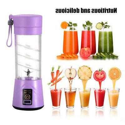 Portable Electric Blender Multi Fruit