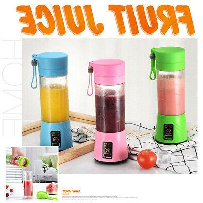 Portable Blender Safety Cup Multi Mixer