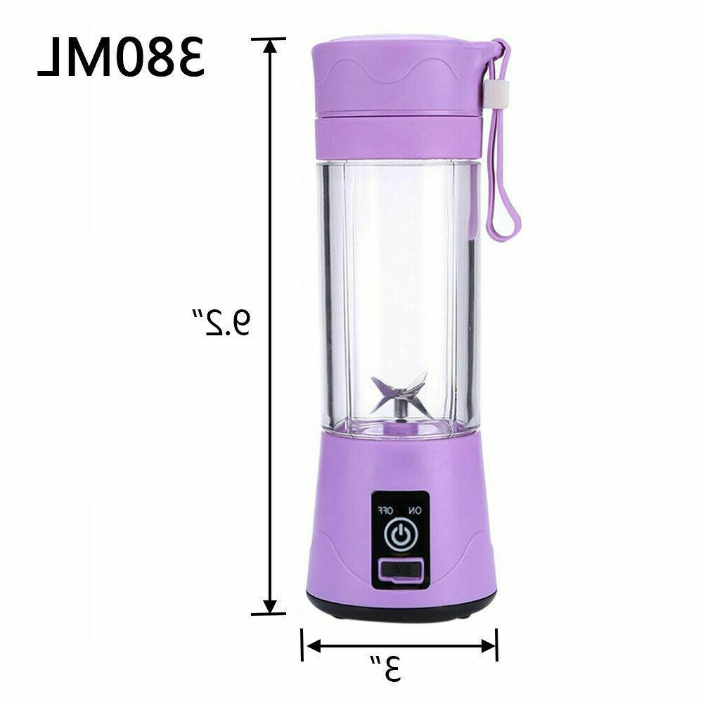 STYLEHEALTHYUSA Portable 6 Blender and Smoothies USB JET