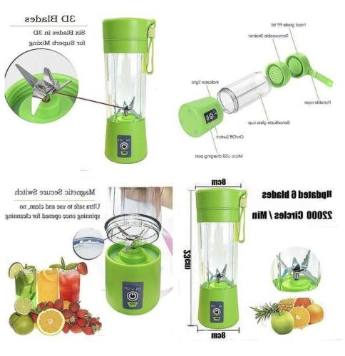 Portable Blender. Free Ship