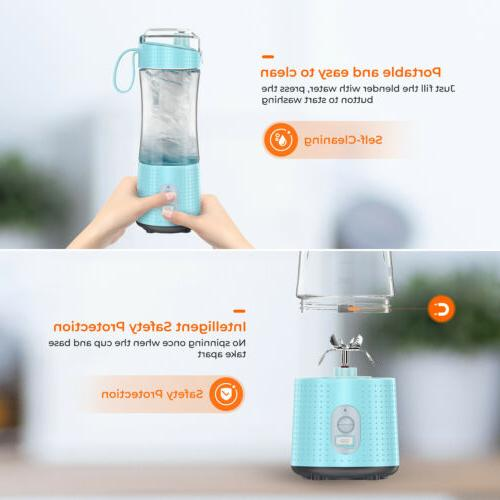 Portable Blender Blender USB and