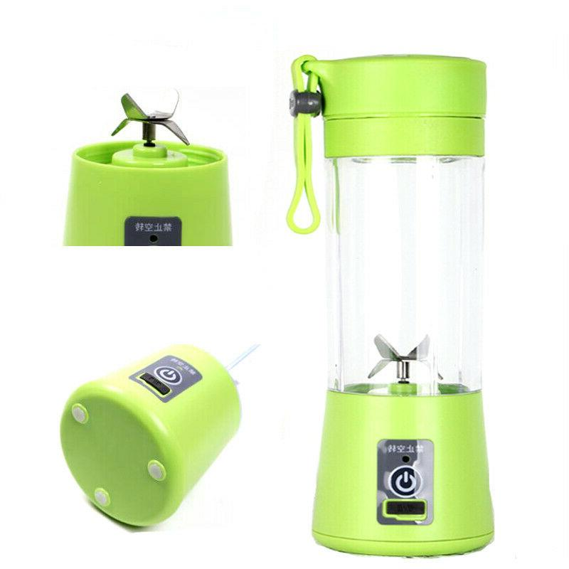 Portable USB Cup Mixing