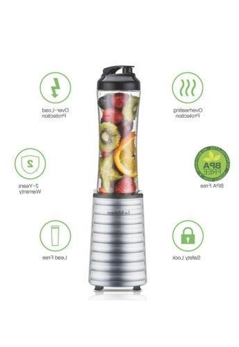 Portable Travel Personal Blender BPA Mixer