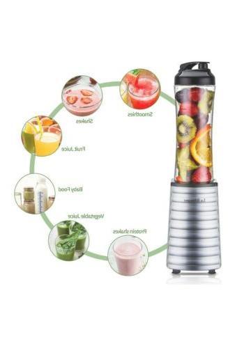 Portable Travel 300W Blender with 18 oz BPA