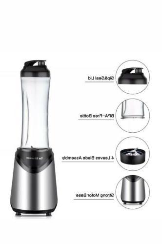 Portable Travel Blender 18 BPA Mixer