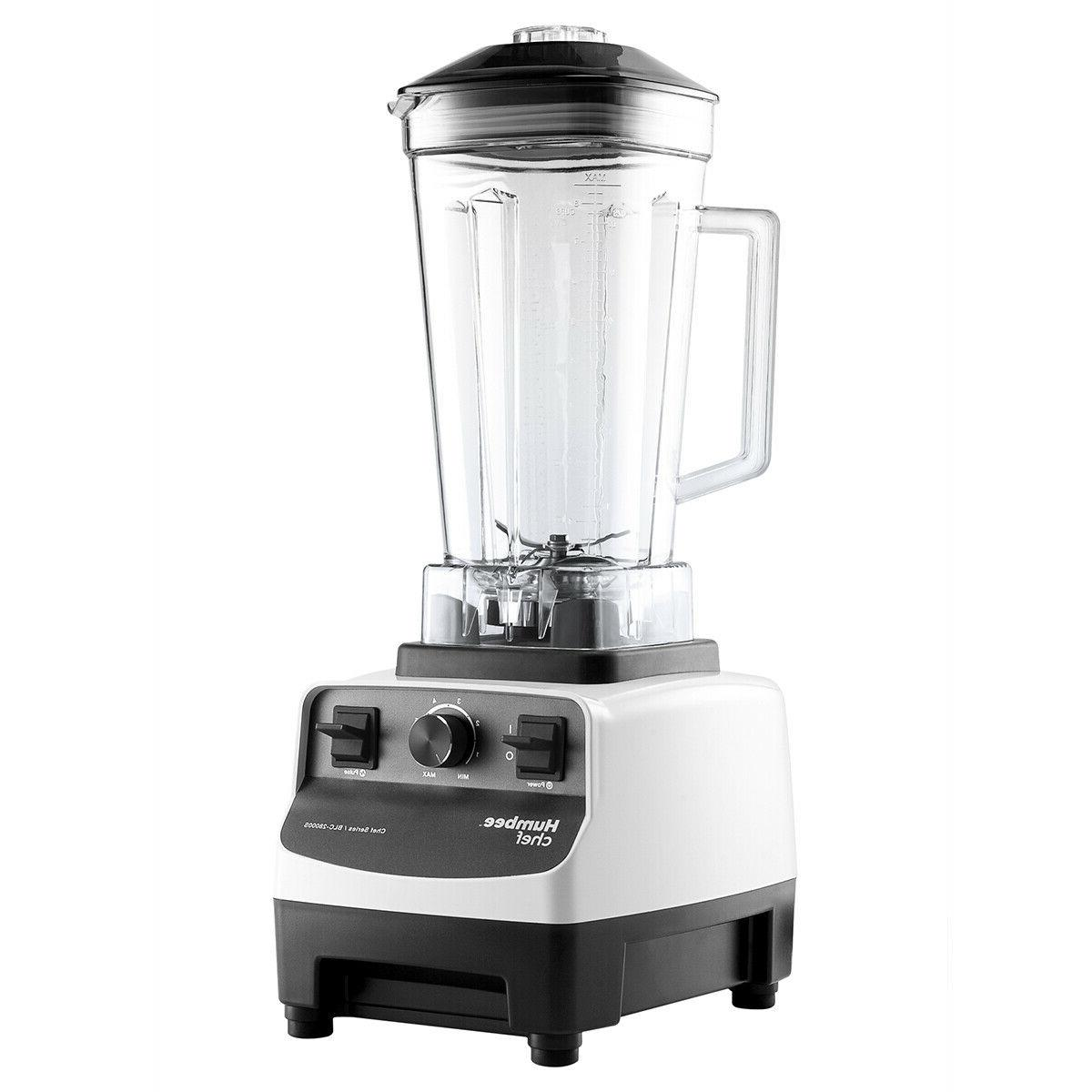 Professional Blender 2000 W /28000 Duty Motor by HUMBEE